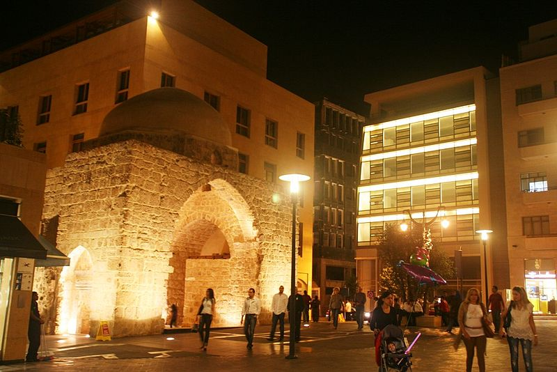 میدان امام اوزای (Imam Ouzai)