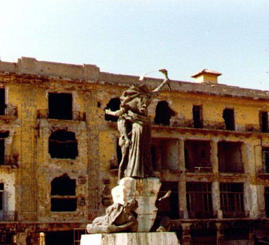 میدان شهدای بیروت