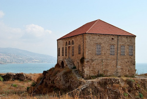 شهر تاریخی بابلوس لبنان