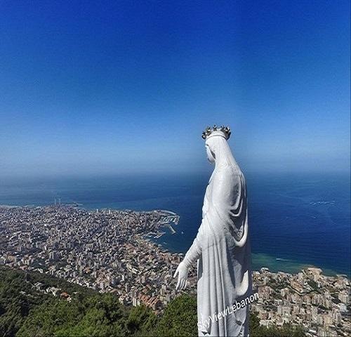 زیارتگاه مادر لبنان