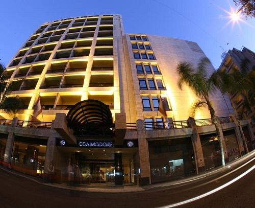 هتل پنج ستاره Commodore