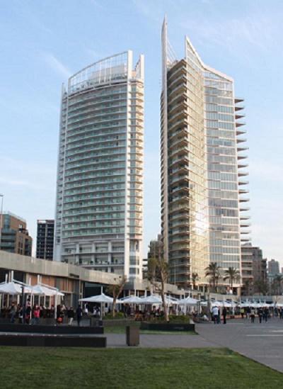 هتل چهار فصل بیروت