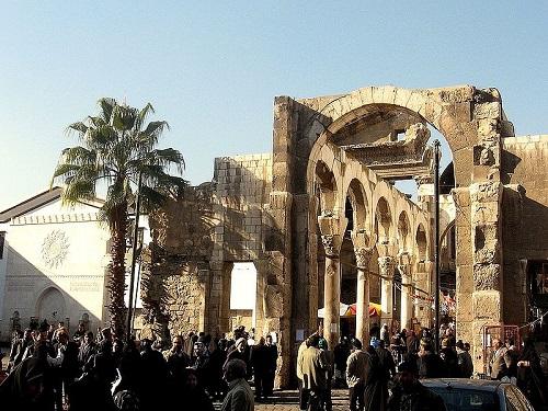 شهر تاریخی دمشق