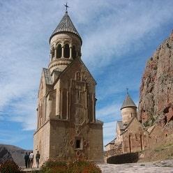 نوروانک یک صومعه ارمنی قرن شانزدهم