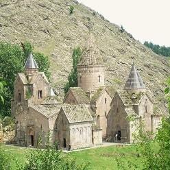 صومعه Goshavank