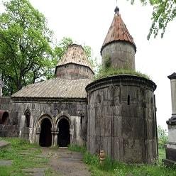 صومعه ساناهین Sanahin_Monastery