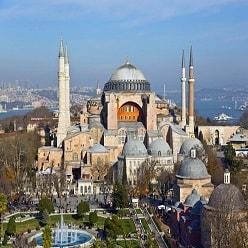 Hagia Sophia(کلیسای حکمت مقدس)