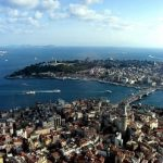 آبراهه شاخ طلایی در استانبول ترکیه