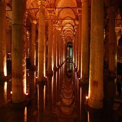 مخزن Basilica در استانبول