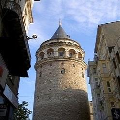 برج گالاتا برج سنگی قرون وسطی