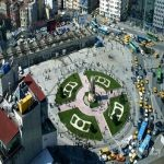میدان Taksim استانبول ترکیه