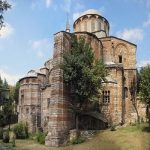 کلیسای مقدس chora در استانبول