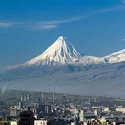 کوه آرارات در استانبول