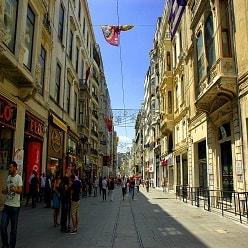 خیابان آستیکلال استانبول