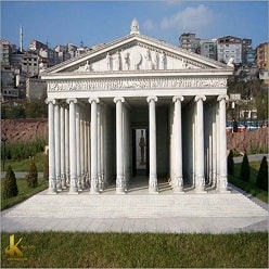 معبد آرتمیس در استانبول
