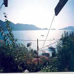 جزیره Kekova در ترکیه