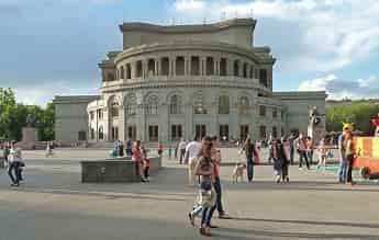 تور ارمنستان خرداد و تیر 98