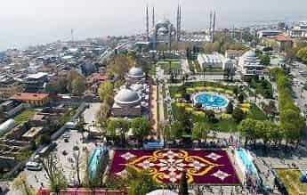 تور استانبول 13 خرداد 98