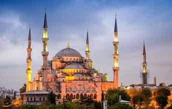 تور استانبول اردیبهشت و خرداد 98