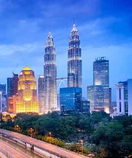 مجموعه تورهای مالزی