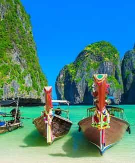 مجموعه تورهای تایلند