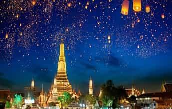 تور بانکوک + پاتایا 6 شهریور 98