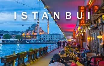تور استانبول 28 مهر 98
