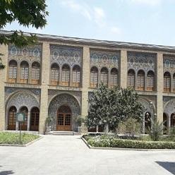 کاخ ابیض به دستور ناصرالدین شاه در اواخر دوره سلطنتش ساخته شد. در این زمان پادشاه عثمانی هدایایی