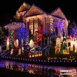 روزهای رنگارنگ کریسمس از آتن تا ولز